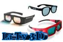 occhiali 3d di diverso tipo