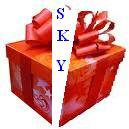 pacco regalo rotto di sky