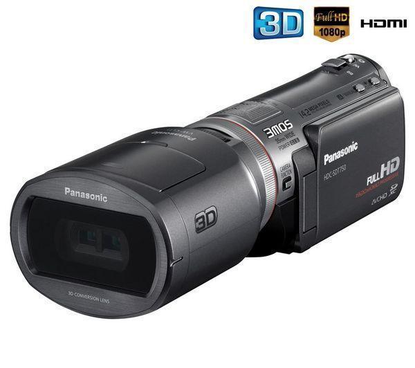 videocamera 3d