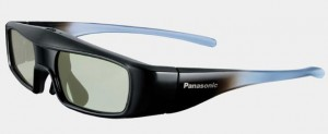 panasonic occhialini 3d