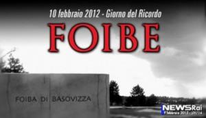 foibe su rai hd speciale tv7 venerdì 10 febbraio 2012