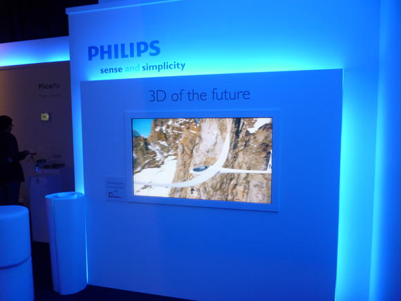 tv 3d senza occhialini philips
