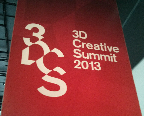 3D-Creative Summit di Londra