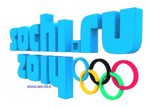 Olimpiadi di Sochi senza 3D