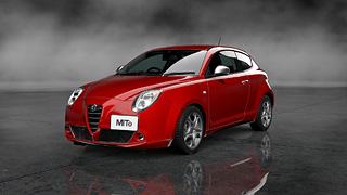 L'Alfa Mito di GT6