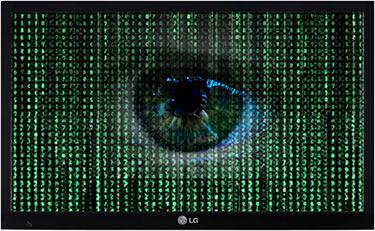 le tv smart sono spione ?