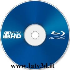 ultra hd blu ray non supporterà il 3D
