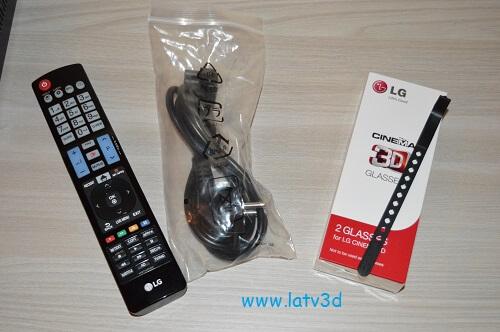 accessori LG 42LF652V