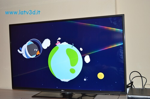 smart tv LG 42LF652V
