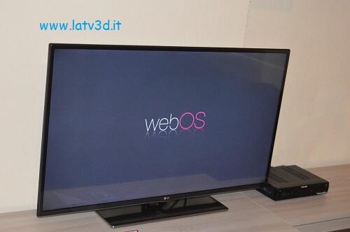 web os LG 42LF652V