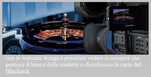 il casinò in tv