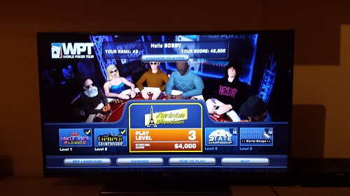 casino su smart tv