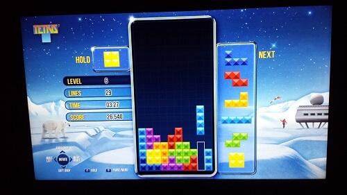 tetris su smart tv